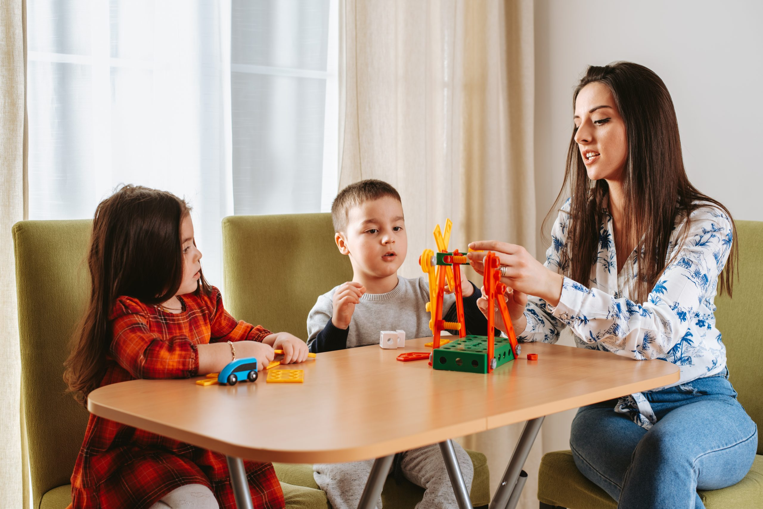Finding the Right Nanny for Your Family